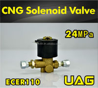 cng/lpg conversion parts 3 way solenoid valve 12v