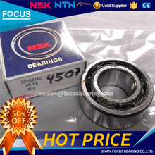 50% Off! Double Row NSK NACHI Angular Contact Ball Bearing 5204