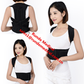 Thick Mesh Materials Back Posture Corrector With Reinforced Metal Support