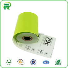 Free sample credit card machine receipt paper made in China