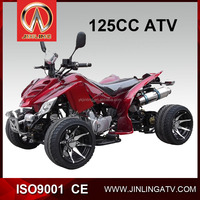 JLA-11A-08 CE Cheap Racing Quad 125cc ATV For Sale