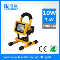 Long Working Time Flood Light 10W/20W/30W/50W 120 Degrees Flood Light SanAn AC110-240V LED Rechargeable Portable Flood Light