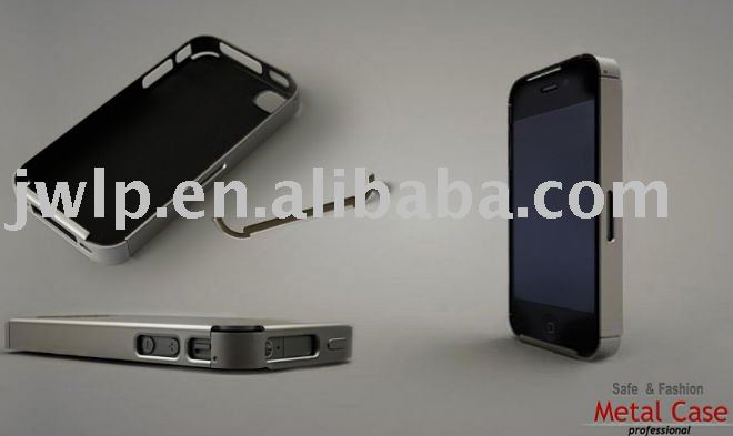 (NEW) Metal case for iphone 4g
