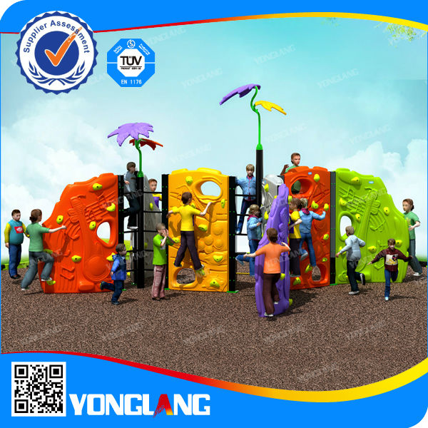 Plastic toy climbing frame kids
