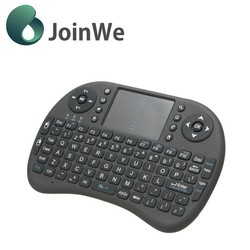 Joinwe Best Price And Top Selling Rii I8 2.4g Wireless Mini Keyboard 92 Keys Mini Buletooth Keyboard I8 Air Mouse Game Keyboard