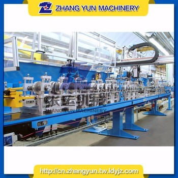 Hot sale automatic operating steel automatic roll forming machine