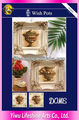 Long stitch kits for embroiderying kit pot cross stitch wall hangings