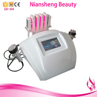 Portable Lipo Laser+RF cavitation Weight Loss Beauty Salon Equipment