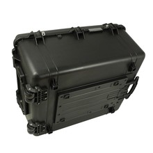 plastic storage case with handle, marine waterproof plastic tool box