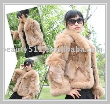 Luxurious High Quality Fur Garment FU07