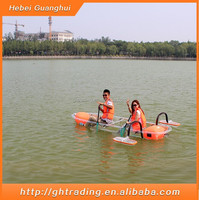 Hot selling deep v runabout aluminum fishing boat with high quality