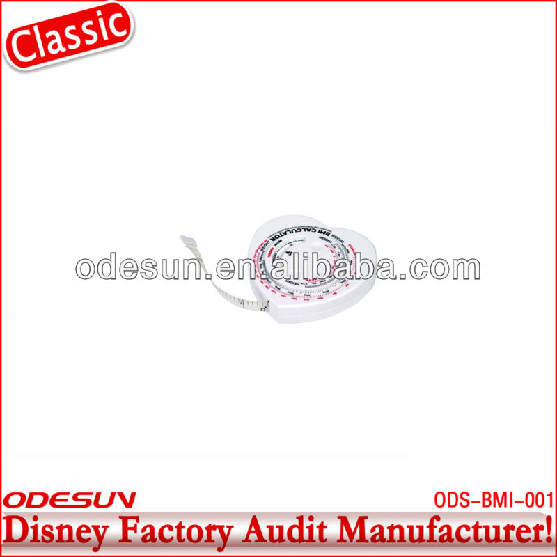 Disney factory audit tape measure 145121