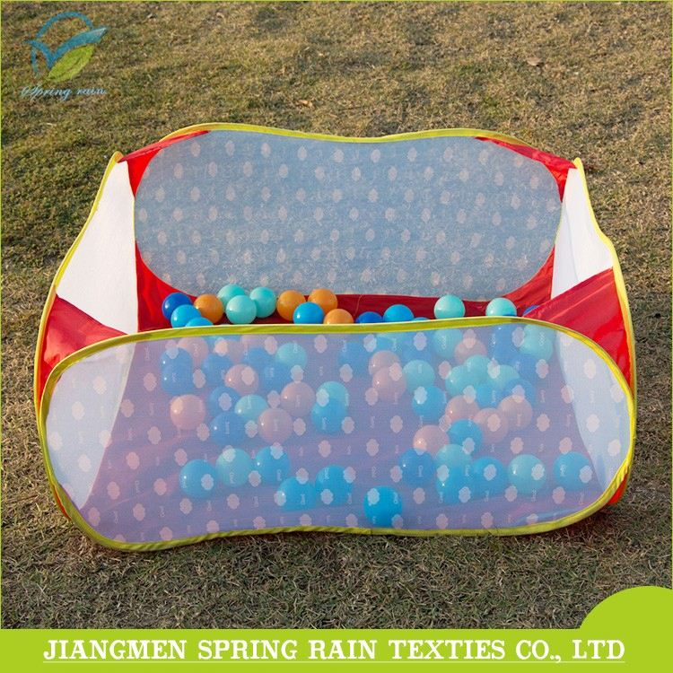 Top selling Kids Foldable Indoor Portable Pit Ball Pool tent