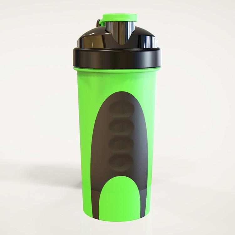Protein Shaker Logo: 2015 Neue Ankunft Großhandel Sport Kunststoff Protein
