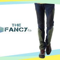 THE FANCY MADE IN TAIPEI softshell breathable trekking spring 4way flexible pants