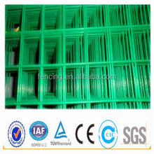 Powder Coated Welded Wire Mesh Panels / pvc coated Welded Wire Mesh for Fence Panel (factory price)