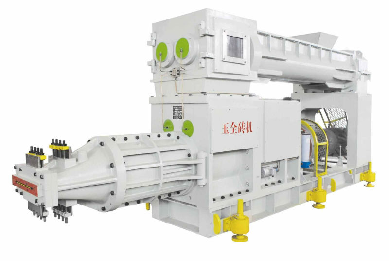 automatic clay brick machine