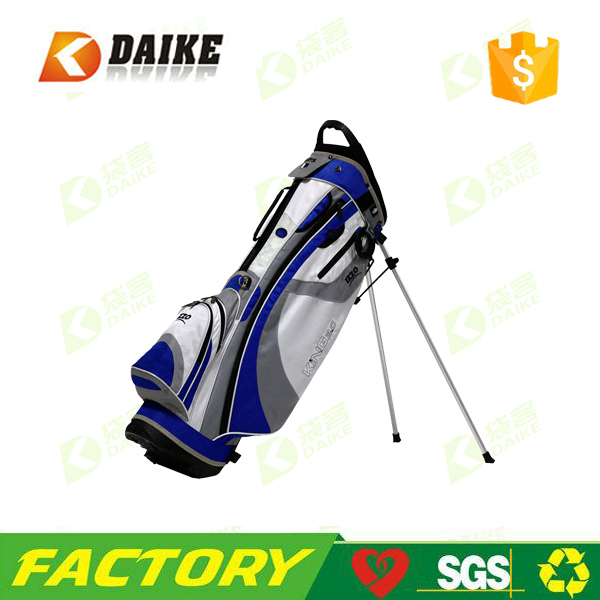 Factory Supply golf stand bag for Custom Logo simple design