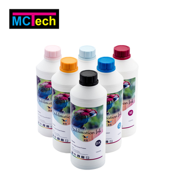 Hot sale Sportswear Dye Sublimation ink for digital printing Inkjet Printers