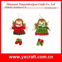 christmas decoration (ZY11S111-1-2) angel gift