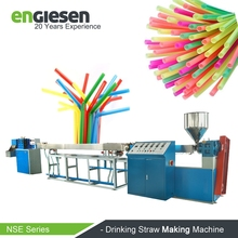 factory price automatic drinking straw making machine used for producing