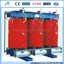 20kV Cast-resin Dry-type Cast Transformer toroidal power transformer