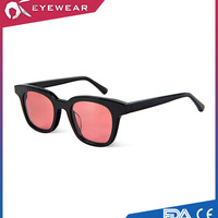 High Quality Acetate Mirror Sunnies Hot
