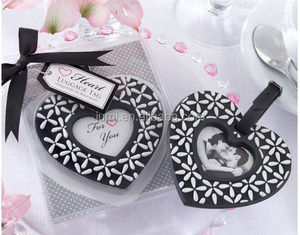 "Promotional ""Follow your Heart"" Luggage Tag wedding party small gift items"