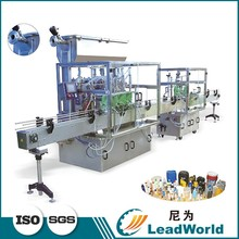 Sachet Water Liquid Filling Machine