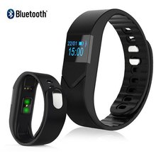 Real-Time Monitoring Blood Oxygen Blood Pressure Heart Rate Wristband M5 Bluetooth Smart Heart Beat Braceletet