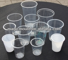 2013 super quality plastic disposable ice cream cup mould