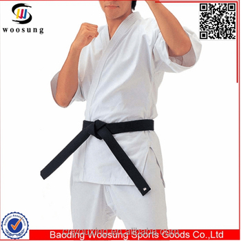 Martial arts white heavyweight arti marziali uniformi karate