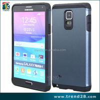 alibaba express 2in1 hybrid armor shockproof case cover for samsung galaxy note 4