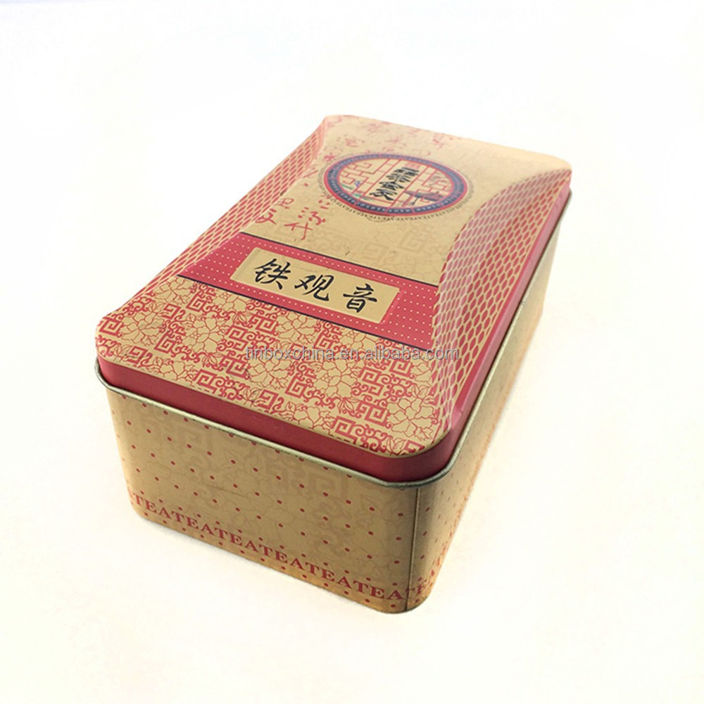 dongguan OEM luxury print soap tin box package