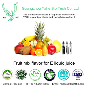 Fruit mix flavor for vape juice liquid with premium quality strong essence flavor from manufacturer in China