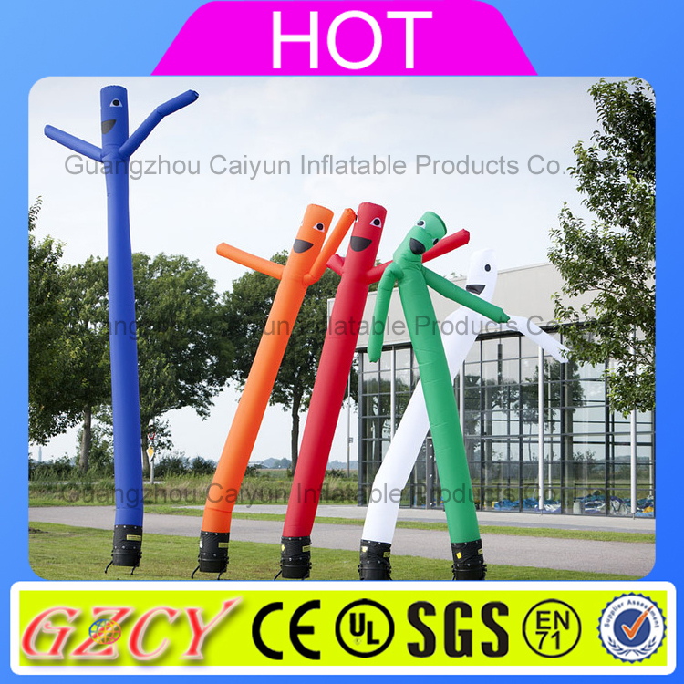 Super fun inflatable air dancer, cheap air dancer, advertising sky dancer