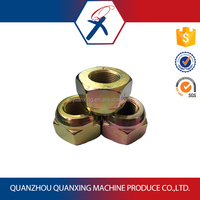 wheel locking nut