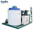 Sambo Automatic Machinery Power Saving Ice Makers 15T Industrial Used Flake Ice Machines For Sale