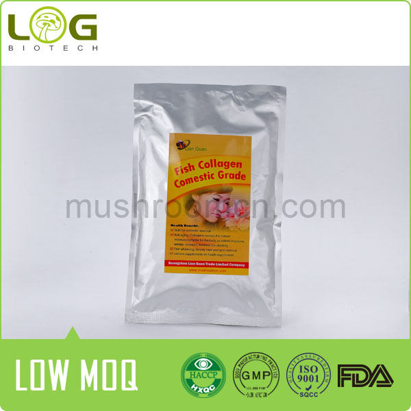 Powder Dosage Form,Drinking and Beauty care Products Function pure fish powder collagen