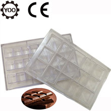 Z0553 High Quality Chocolate Polycarbonate Mould In China