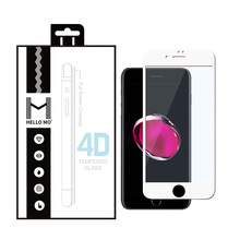 Factory Supplier 9H High Clear Tempered Glass Screen Protector For iPhone 7plus,For iphone 7plus Tempered Glass