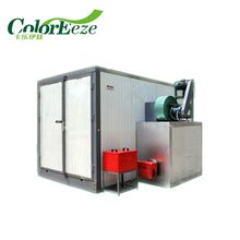 Diesel Industrial Paint Oven Powder Coating Curing