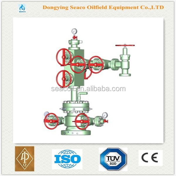 Electronic submersible pump wellhead for sale