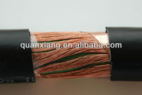 Low Voltage Concentric Conductor Power Cable