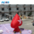 Aeor huge inflatable heart shape/ inflatable advertising/inflatable Cartoon decoration