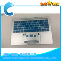 "Replacement Topcase For Macbook Pro Retina 13"" A1706  Year 2016 Topcase without Keyboard Touchpad Silver color"