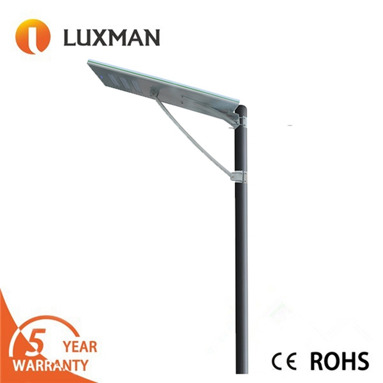 High quality lights products gray or sliver 60w solar street light led