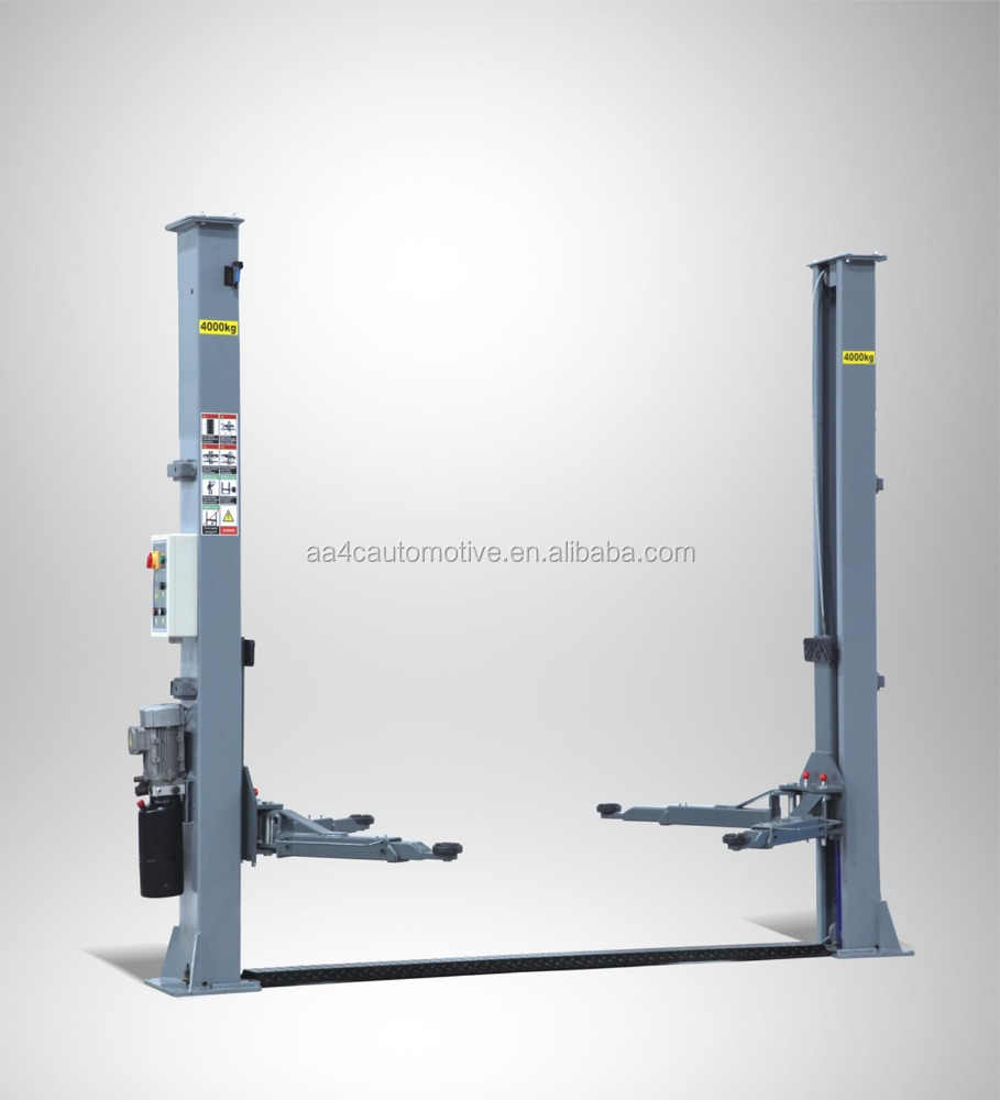 Hydraulic Car Lift : China hydraulic used post car lift for sale buy