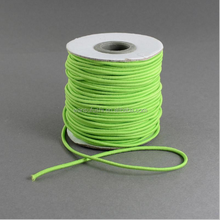 high quality elastic cord cotton string waxed cord