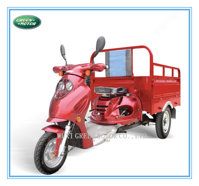 110cc cargo rickshaw scooter tricycle